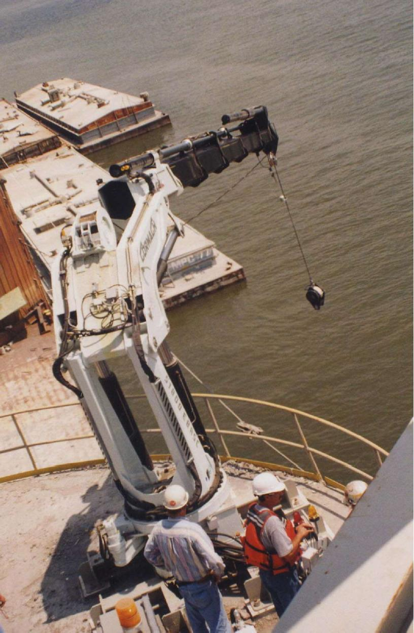 marine crane products cormach  pm  amco veba  palfinger